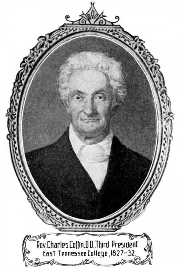 Charles Coffin Presidency