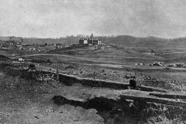 East Tennessee University during the Civil War