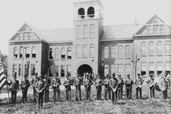 UT's First Black Students