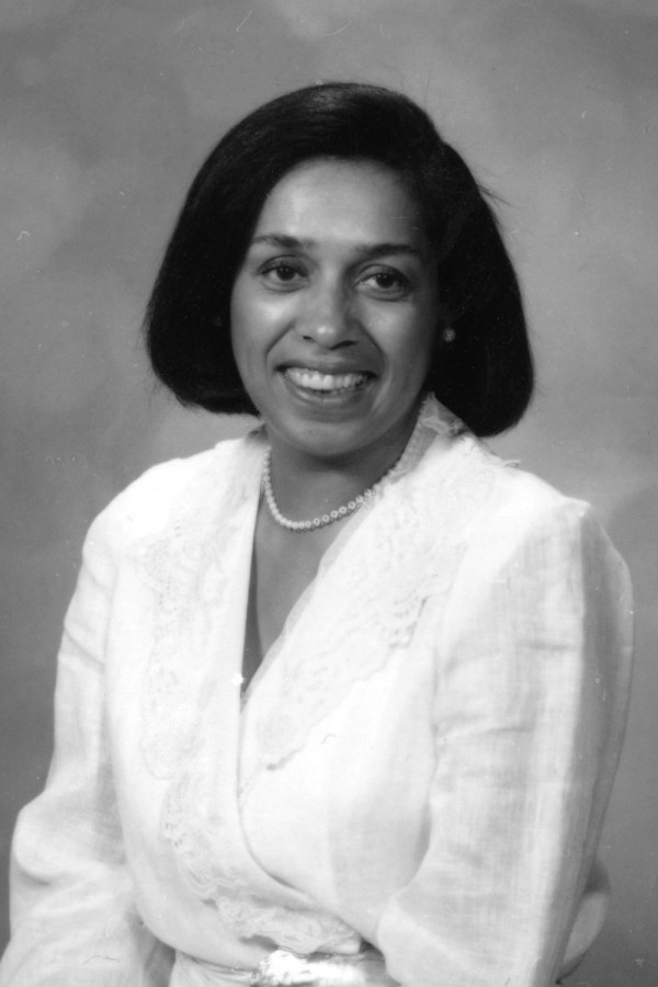 First Black Undergraduate to Earn a Degree, Brenda Lewis Peel