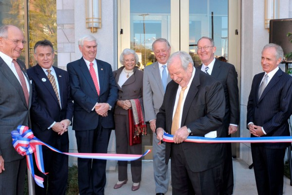 Baker Center Building Opened