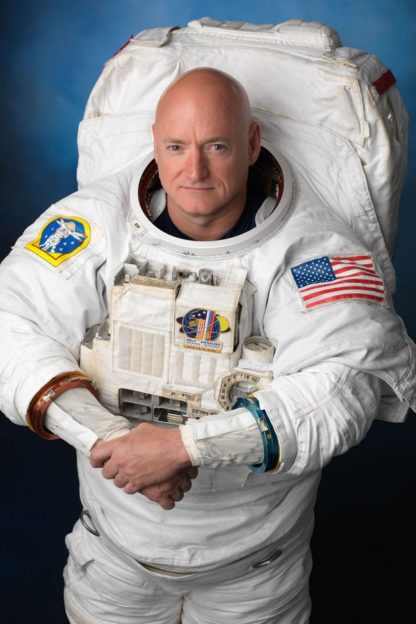 Scott Kelly Participated in One-Year Space Mission, Astronaut Twin Study