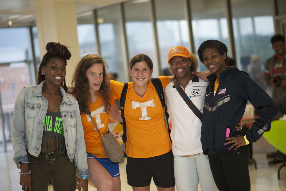 the university of tennessee knoxville students