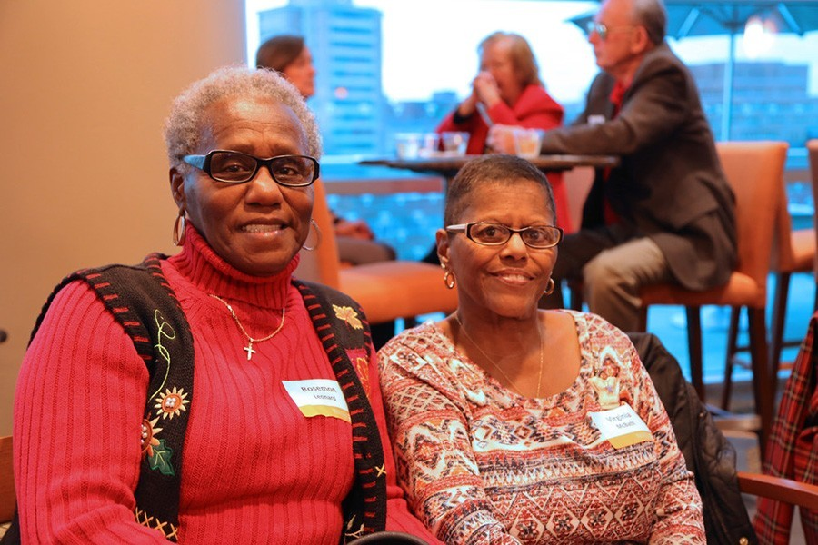 Retirees Holiday Reception